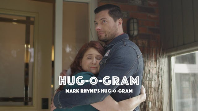 """Mark Rhyne's Hug-O-Gram"""