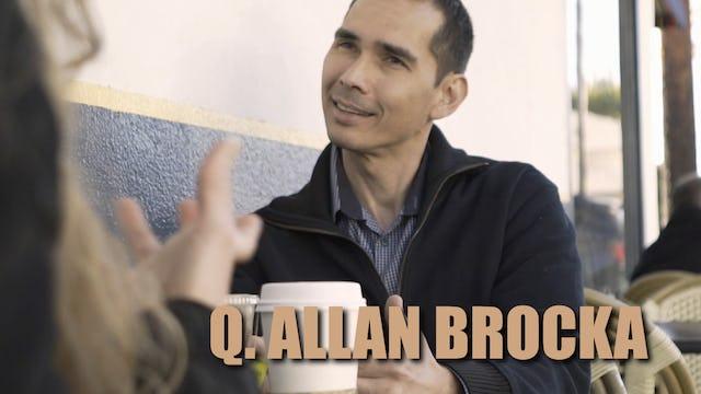 """Q. Allan Brocka"""