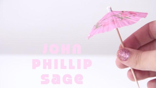 """John Phillip Sage"""