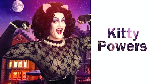 "Cooking with Drag Queens | ""Kitty Powers - The Rocky Horror Trifle"""