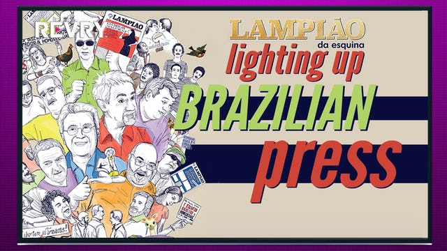 Lampião da Esquina, Lighting up Brazilian Press