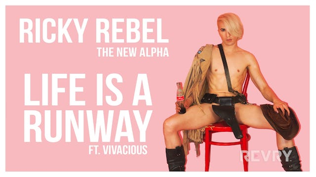 4. Life Is A Runway ft. Vivacious