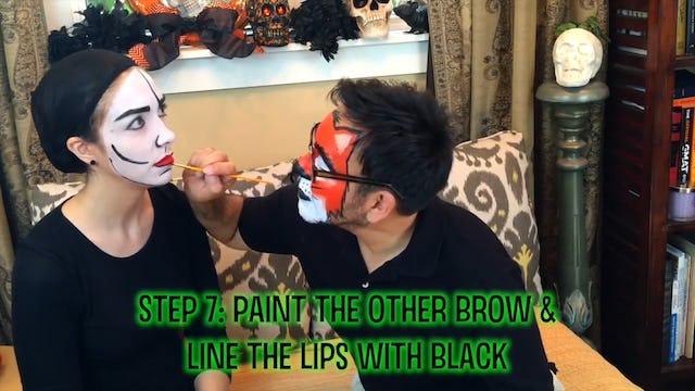 """""""Fun Halloween Makeup"""""""