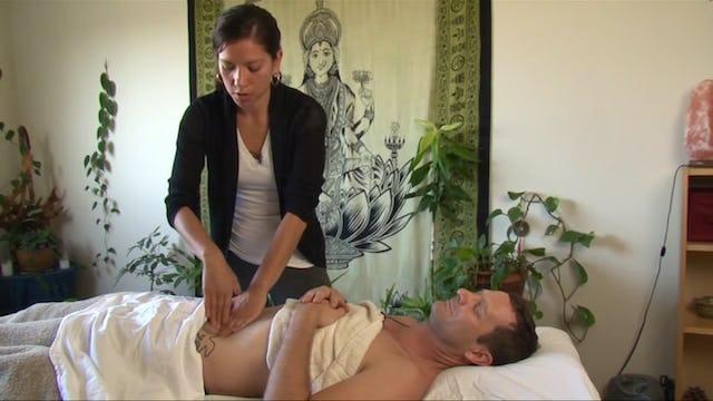 Mayan Abdominal Massage