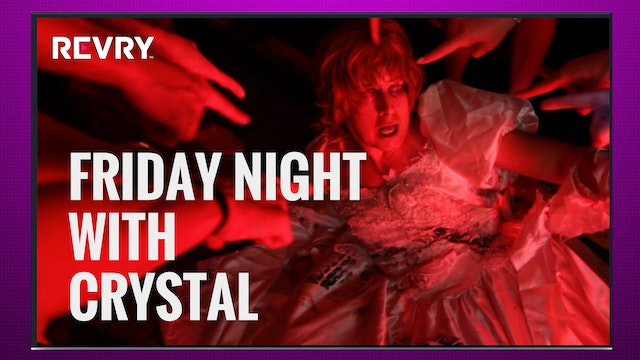 Friday Night With Crystal