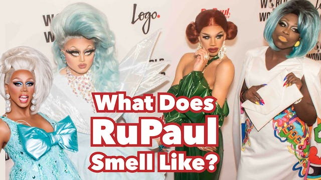 """RuPaul's Drag Race 8: What Does RuPaul Smell Like?"""