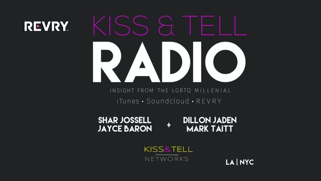 'Kiss & Tell Radio Episode 20'