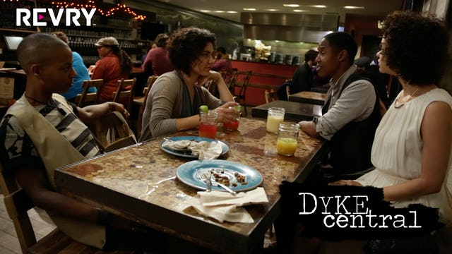 Dyke Central - Season 1 Episode 4