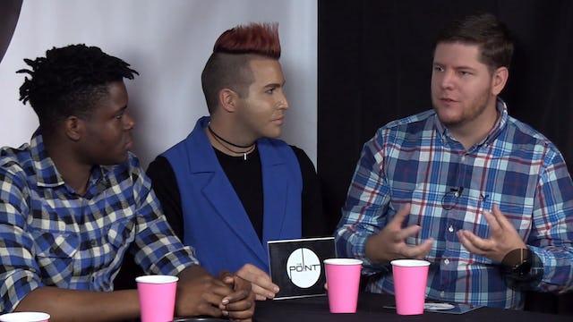 """""""Locker Room Talk & Gold Star Gays"""""""