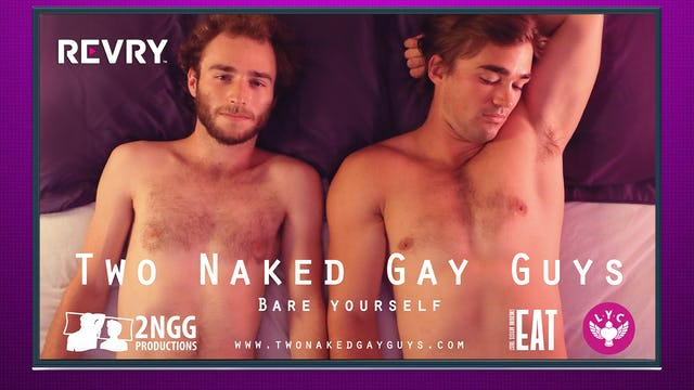 Two Naked Gay Guys