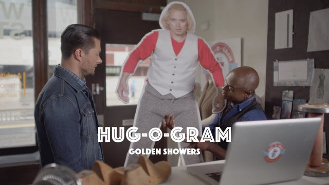 """""""Golden Showers"""""""