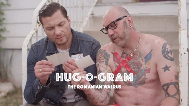 """The Romanian Walrus"""