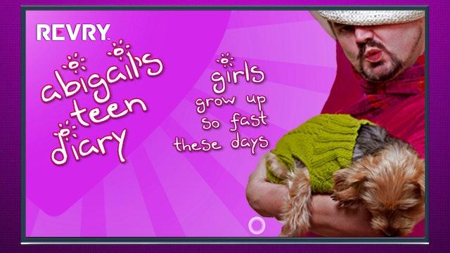 Abigail's Teen Diary