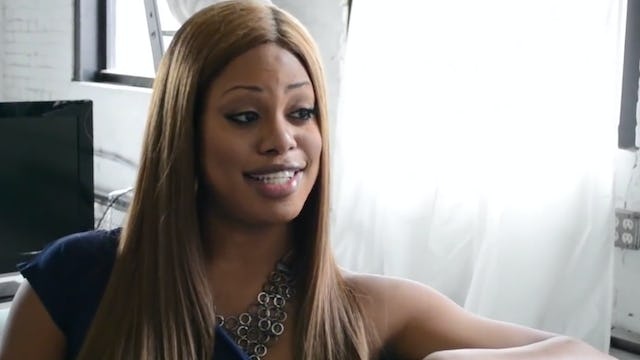 """Laverne Cox: I'm From Mobile"""
