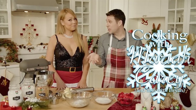 """Cooking with Mariah Carey (And also ..."