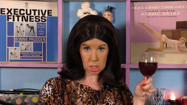"""""""Wine Workout With Glendora!"""""""