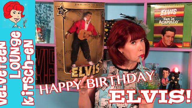 """Elvis Burning Love"""