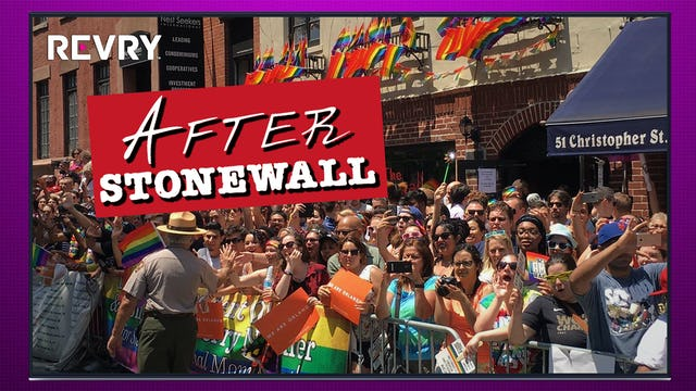 After Stonewall