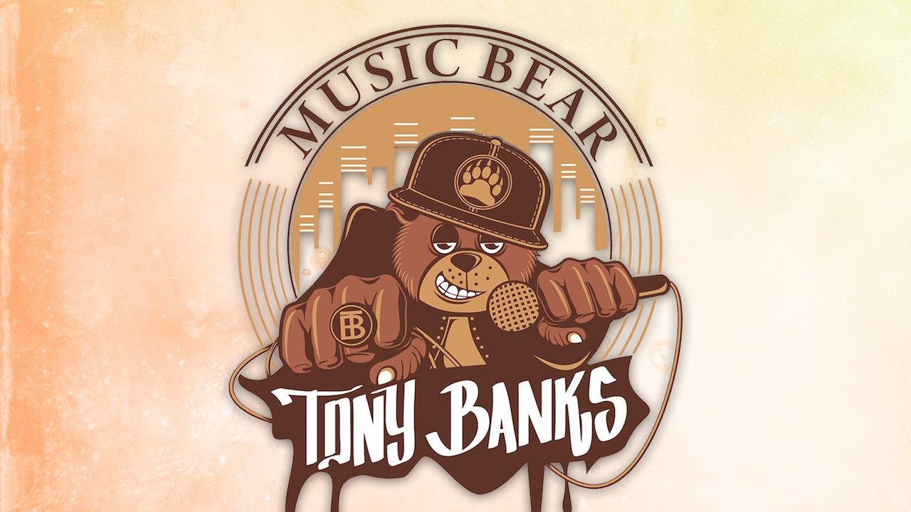 Music Bear Tony Banks