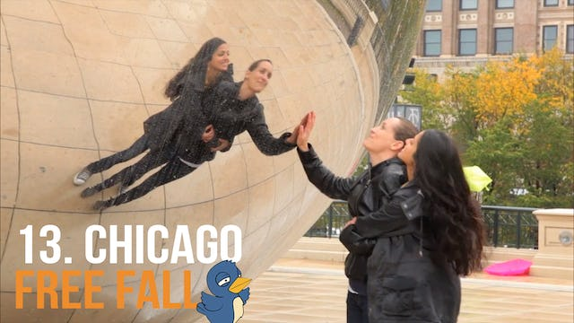 """Chicago Free Fall"""