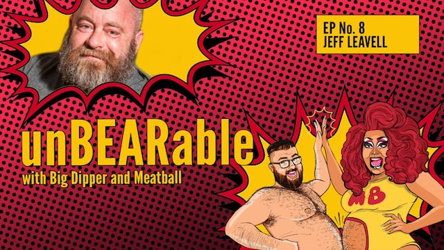 Episode 8 : Jeff Leavell