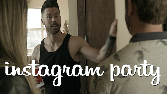 """Instagram Party"""