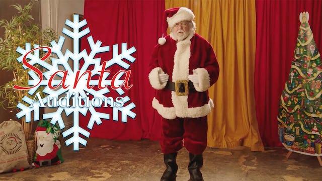 """Santa Claus Auditions"""