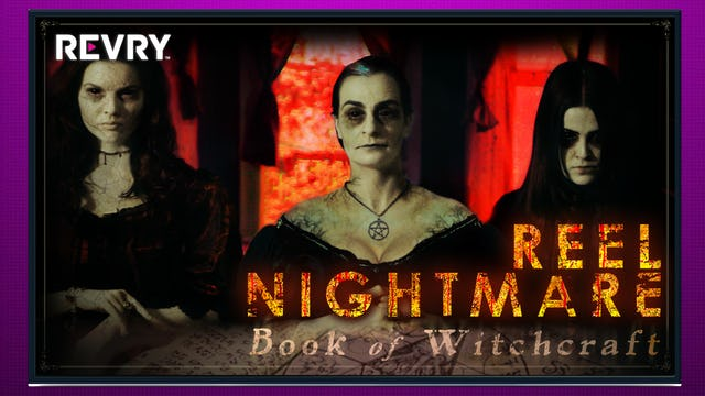 Reel Nightmare: Book of Witchcraft