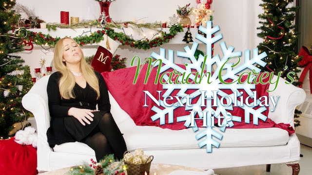"""Mariah's Next Holiday Hit"""