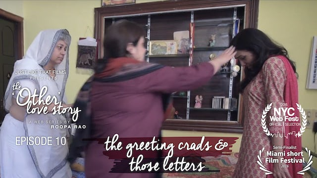 """""""The Greeting Cards & those Letters"""""""
