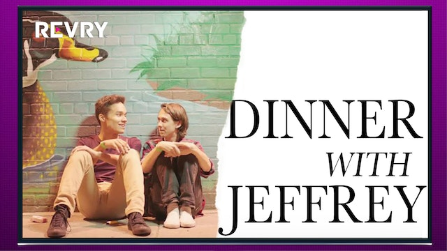 Dinner with Jeffrey