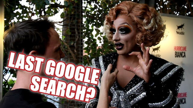 """Hurricane Bianca: What Was The Last Thing You Googled?"""
