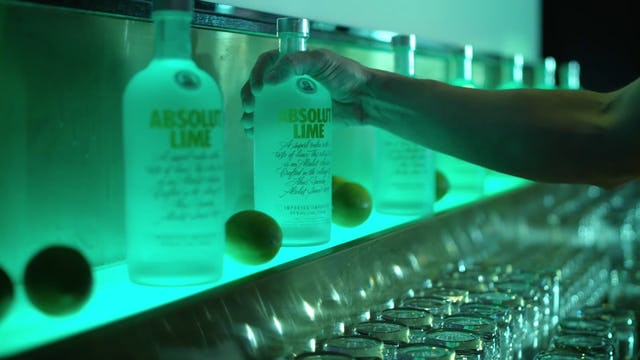 """""""Vodka Lime Soda"""""""