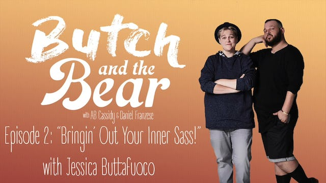 """Bringin' Out Your Inner Sass!"" with Jessica Buttafuoco"