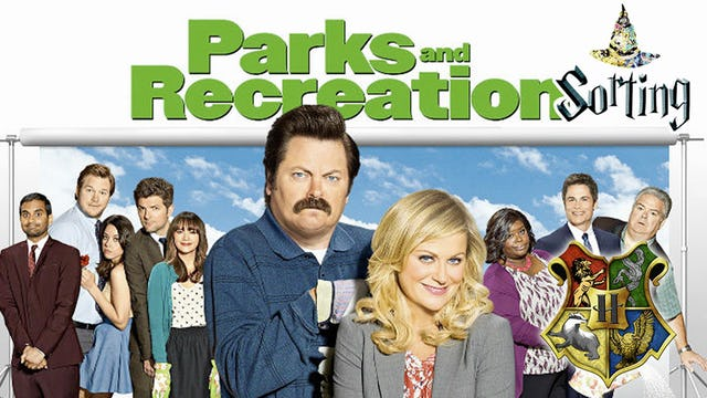 """Sorting Parks and Recreation"""