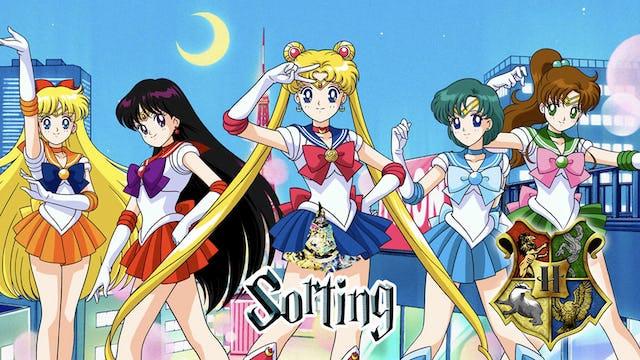 """Sorting Sailor Moon"""