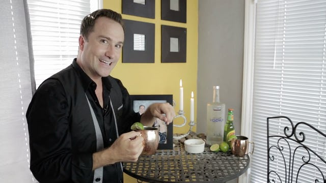 Brian Rodda Approves: Moscow Mule