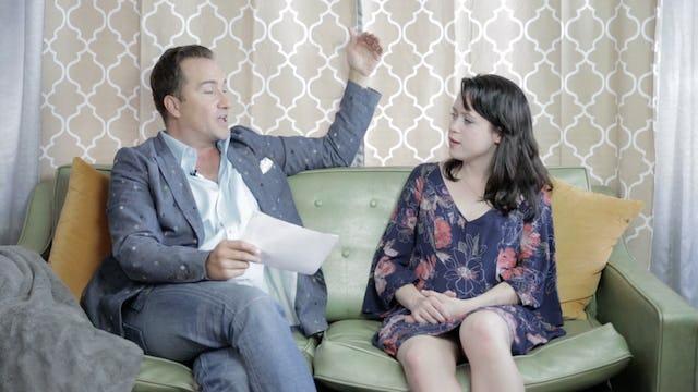 Tastemaker Tidbits with Jen Levinson