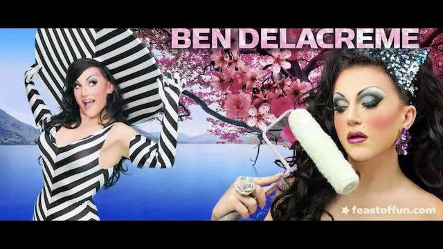 """BenDeLaCreme Rises to the Top"""
