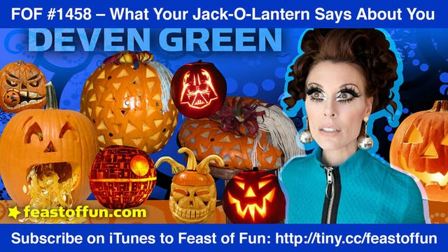 """""""What Your Jack-O-Lantern Says About You"""""""