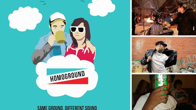 Homoground #017