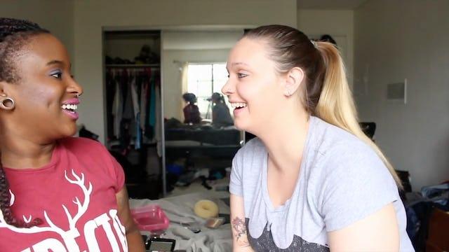 Girlfriend Does My Makeup | BerrySwirl