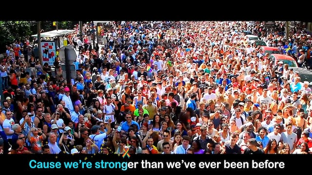 We Stand United - Singalong