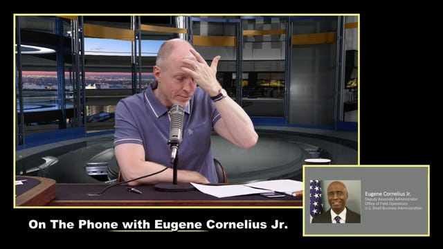 """Eugene Cornelius Jr - Small Business Administration"""