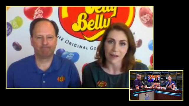 """""""Tim and John visit Jelly Belly"""""""