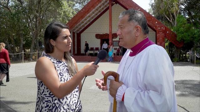 Bishop Te Kitohi Pikaahu
