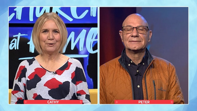 5. Church At Home - Cathy & Peter - 3 October 2021