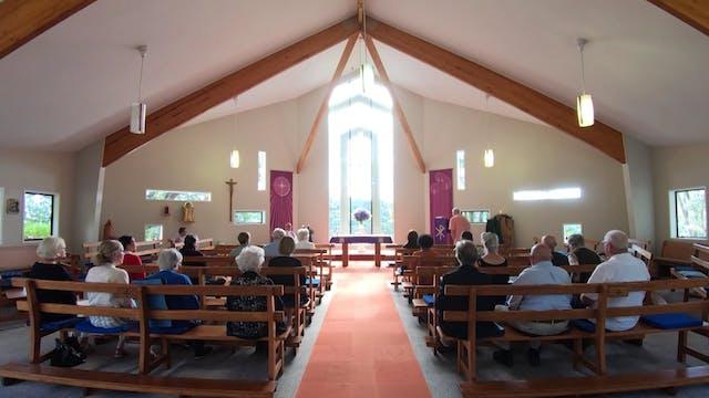 Sunday Mass - 20 December 2020
