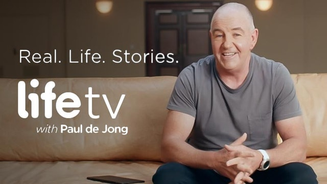 Life TV with Paul de Jong