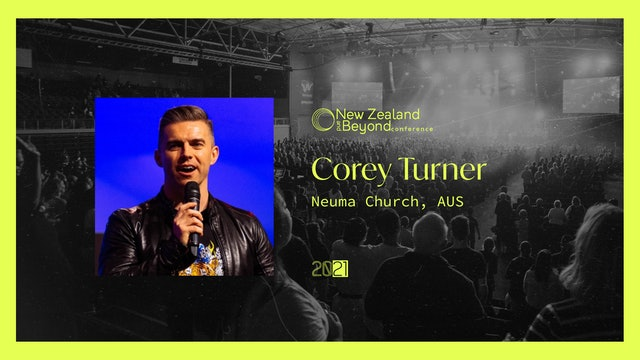 SESSION SEVEN - Cory Turner
